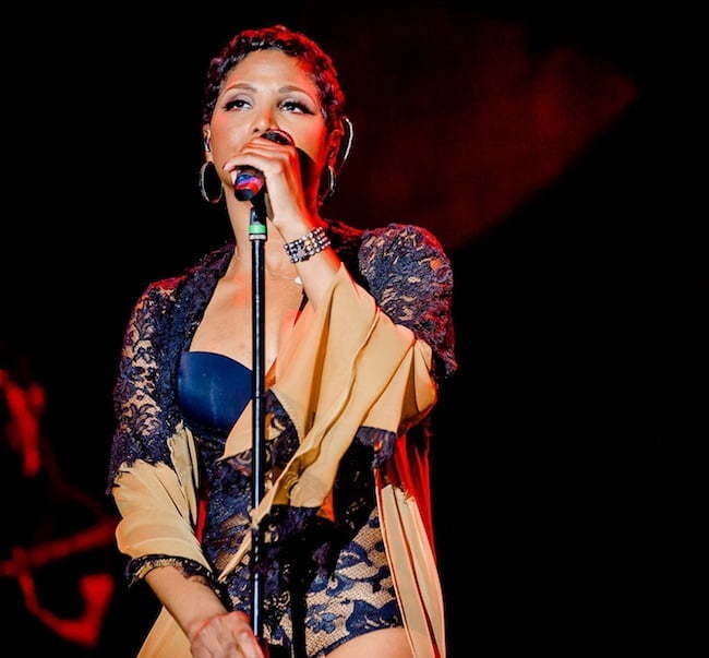 Toni Braxton Jamaica Jazz Blues