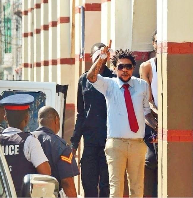 Vybz Kartel trial