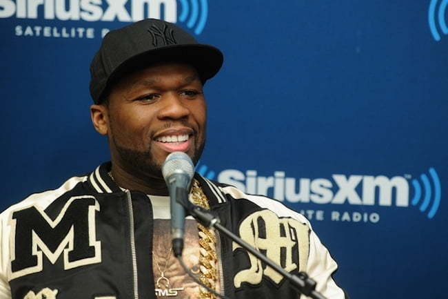 50 Cent 2014 pic