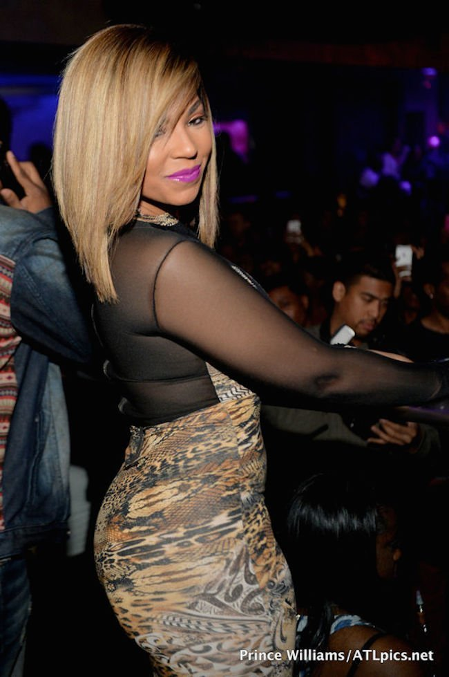Ashanti album party
