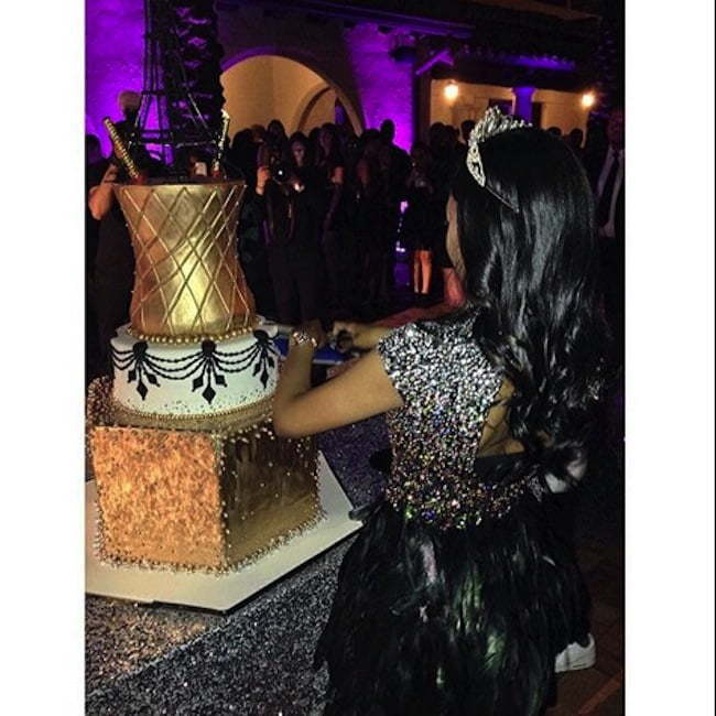 Birdman Host Star Studded Birthday Bash For His Daughter