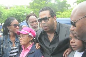 Busta Rhymes Met With Kartel Family, Speak With Reporters [VIDEO]