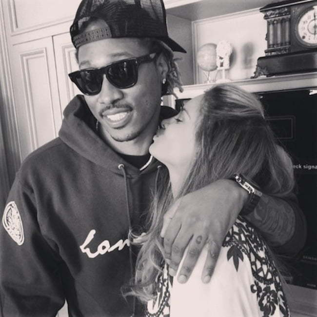 Ciara and Future baby shower