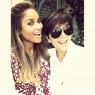 Ciara and Kris Jenner