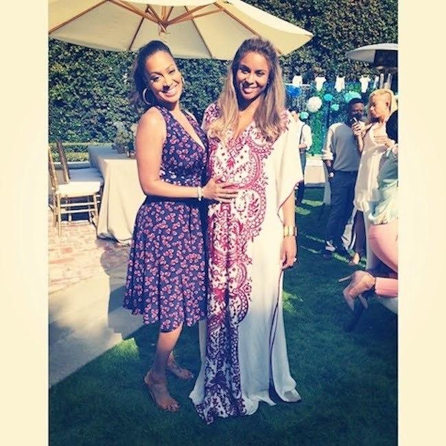 Ciara and La La