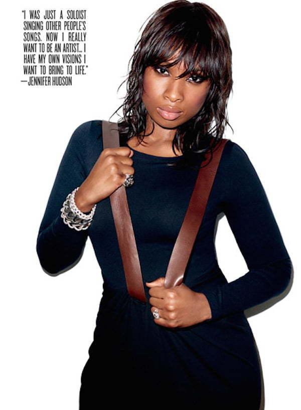 Jennifer Hudson V Magazine 2