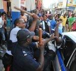 Kartel fans protest 8