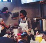 Kelis cooking