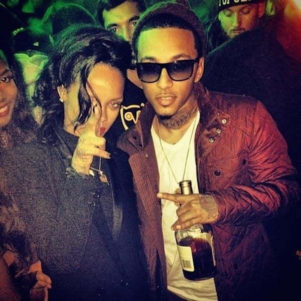 Kirko Bangz love Rihanna