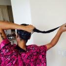 Nicki Minaj hair real 2014