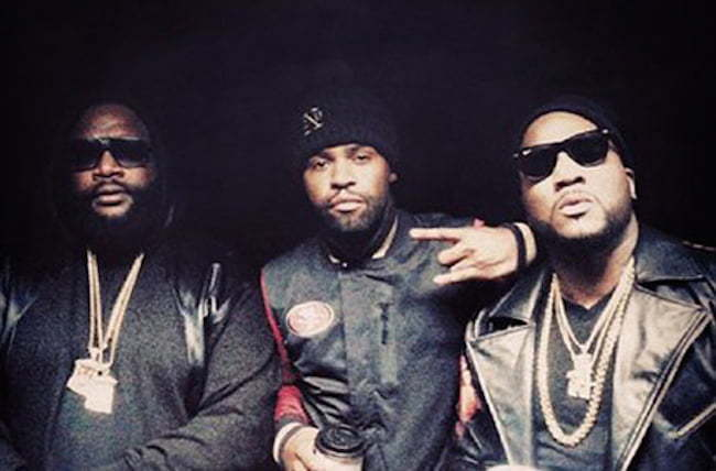 Rick Ross and Jeezy War Ready