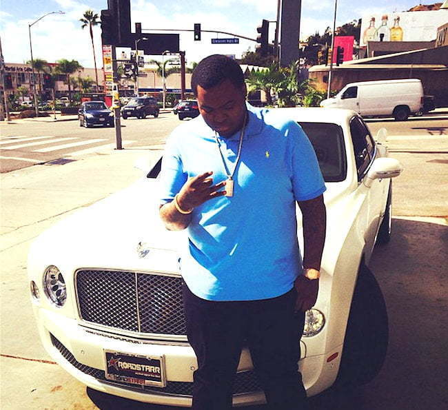 Sean Kingston Bentley