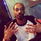 Snoop Dogg Manicure Nails