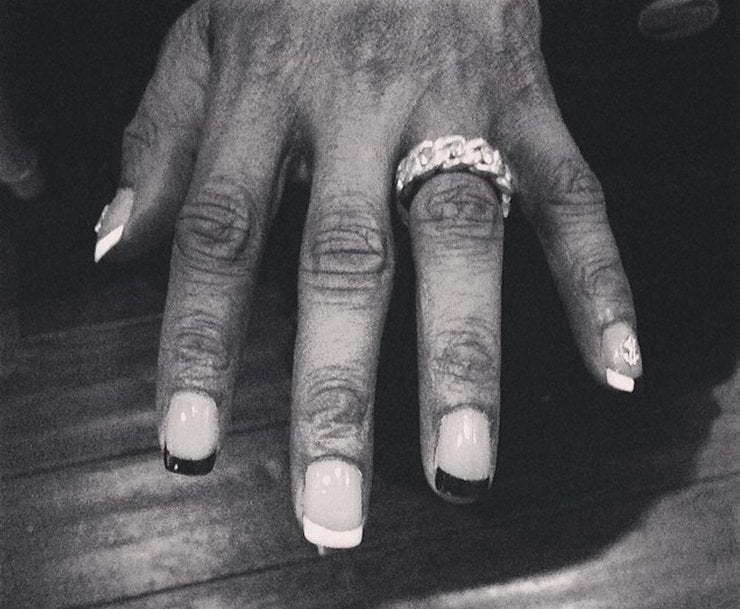 Snoop nails