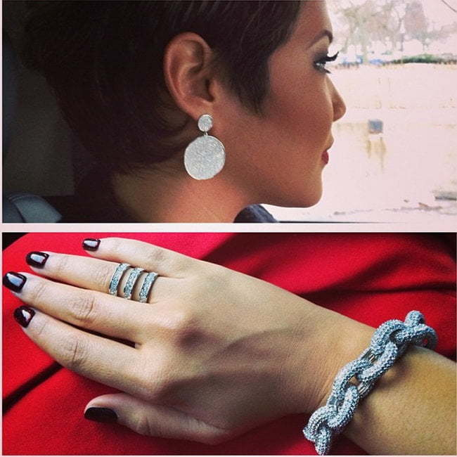 Tessanne Chin accessories