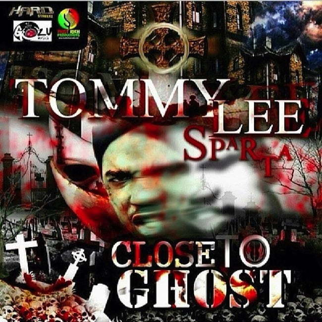 Tommy Lee Close To Ghost cover