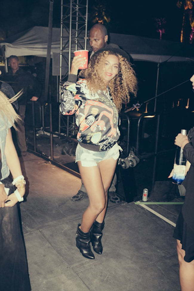 Beyonce at Coachella