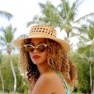 Beyonce in the Caribbean photo