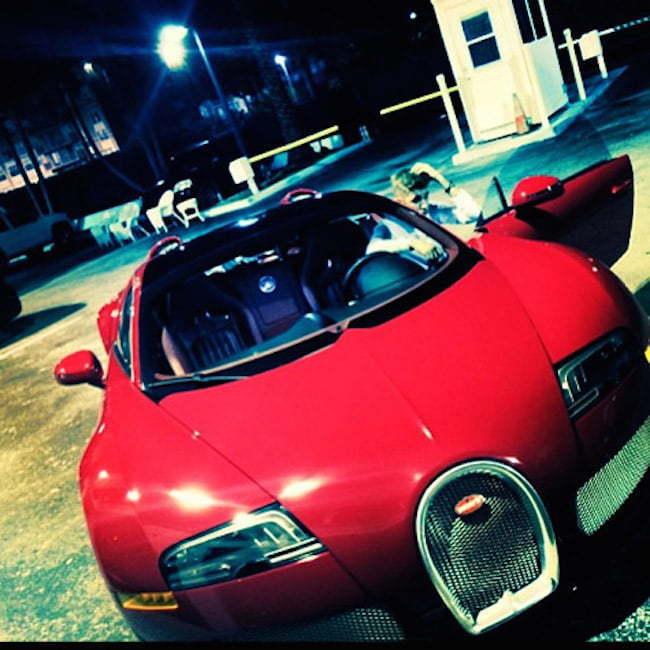 Birdman Red Bugatti