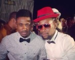 Christopher Martin and Jah Cure