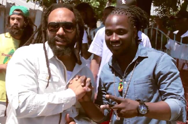 I-Octane and Ky Mani Marley