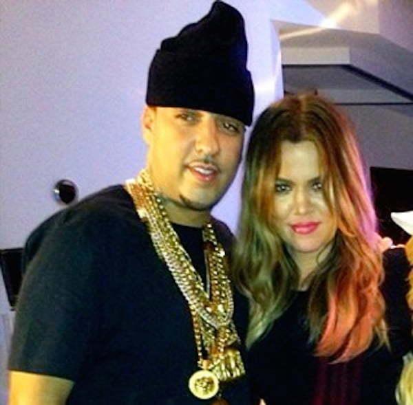 Khloe Kardashian dating French Montana