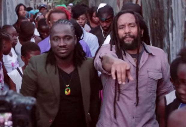 Ky-Mani Marley and I-Octane
