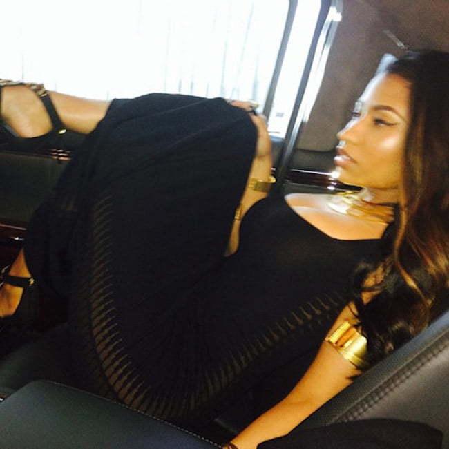 Nicki MInaj MTV Movie Awards 2014 2