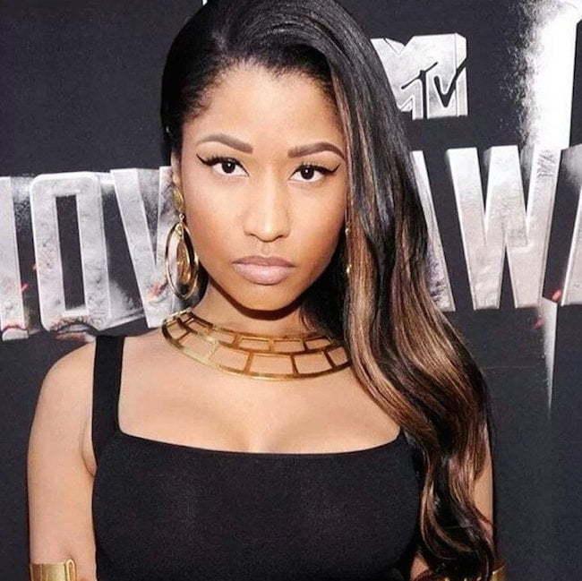 Nicki MInaj MTV Movie Awards 2014 5