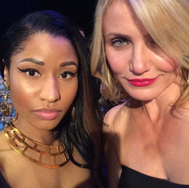 Nicki MInaj MTV Movie Awards 2014 7