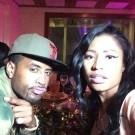Nicki Minaj Micaiah Bday bash 2