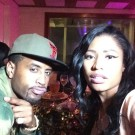 Nicki Minaj Micaiah Bday bash 2