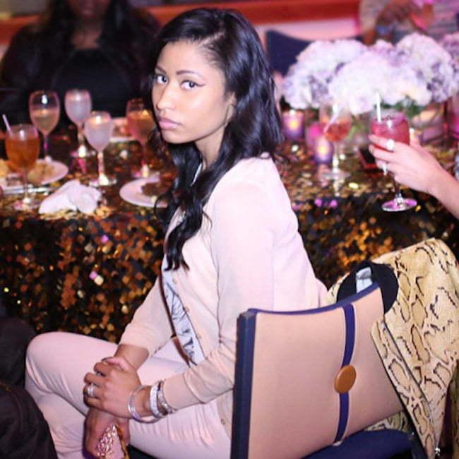 Nicki Minaj Micaiah Bday bash 5