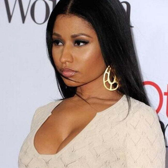 Nicki Minaj The Other Woman Premiere 5