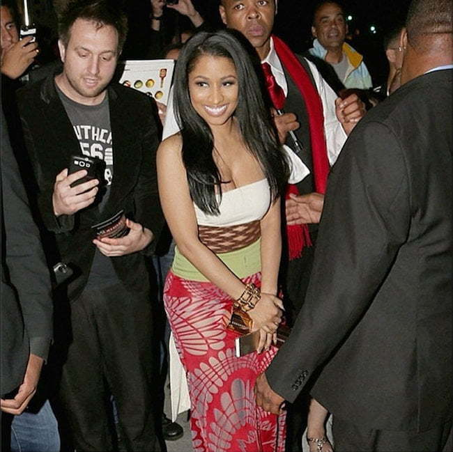 Nicki Minaj The Other Woman Premiere 6