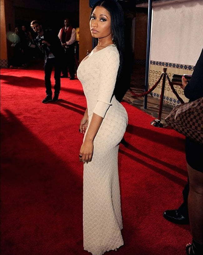 Nicki Minaj The Other Woman Premiere 8