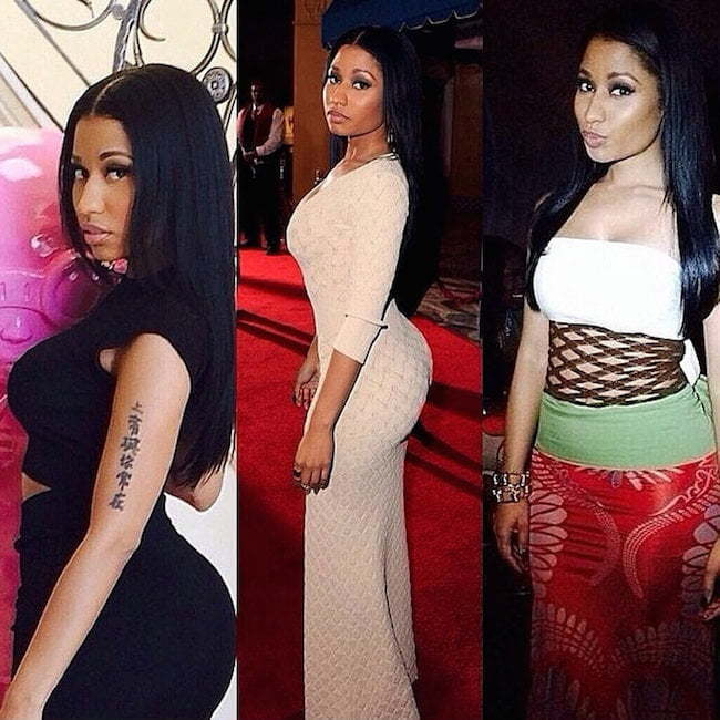 Nicki Minaj The Other Woman Premiere