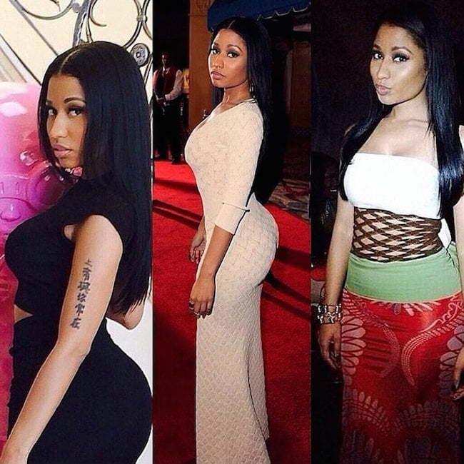Nicki Minaj The Other Woman Premiere