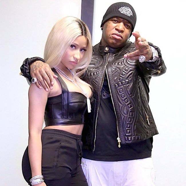 Nicki Minaj and Birdman