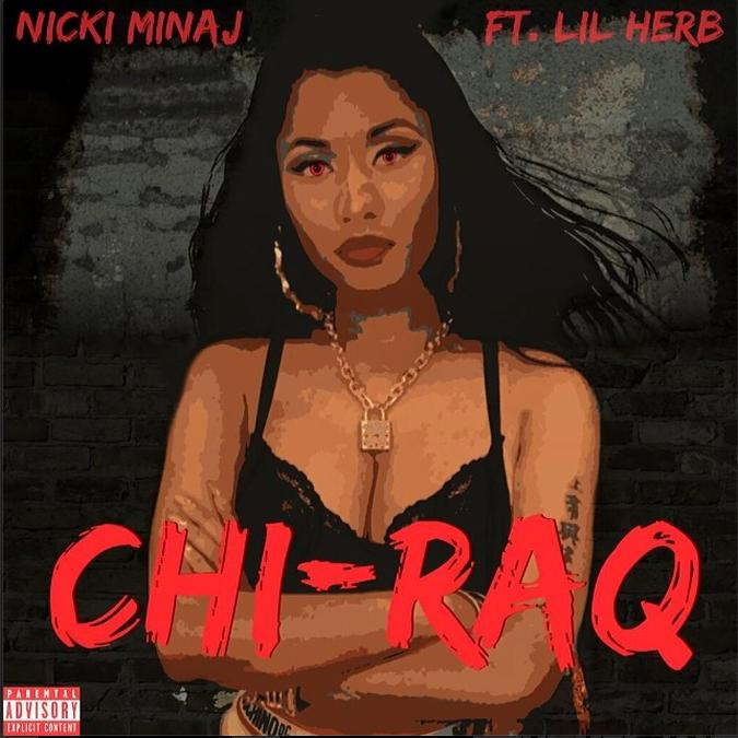 Nicki Minaj Chi-Raq Cover