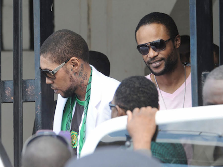 Vybz Kartel and Shawn Storm life sentence