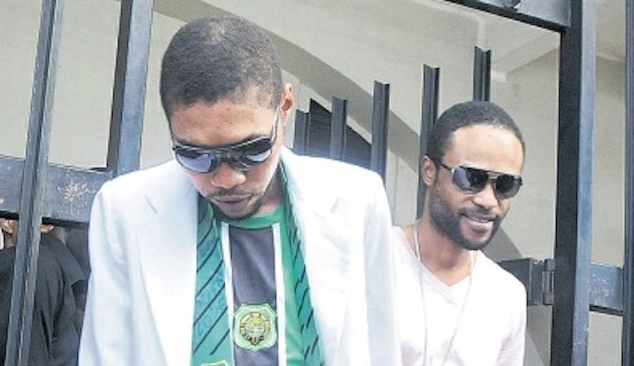 Rumor Control: Shawn Storm Did Not Beat Up Vybz Kartel In Prison