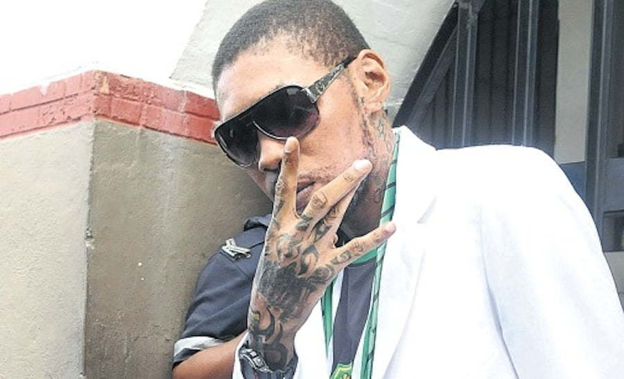 Vybz Kartel going to prison