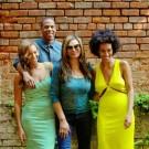Beyonce Solange JayZ and Tina