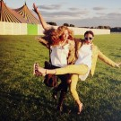 Beyonce and Solange 1