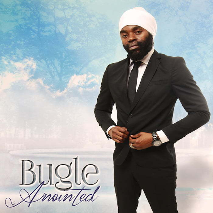 Bugle anointed album cover