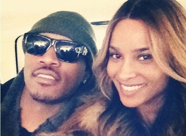 Ciara Hints At Split With Future On Instagram