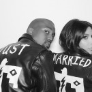 Kanye West Kim Kardashian Just Married