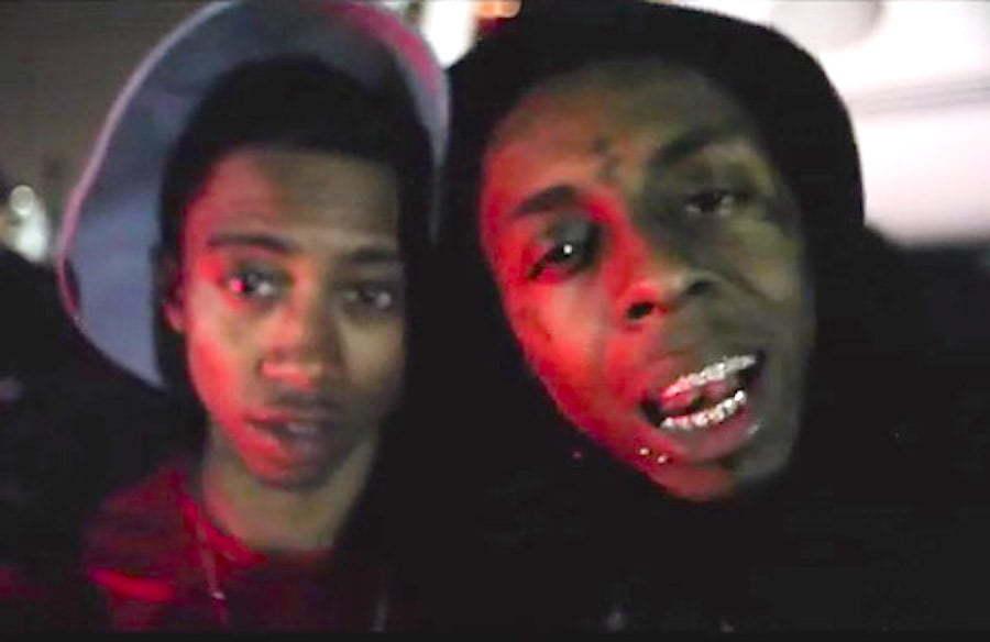 Lil Wayne and Lil Twist