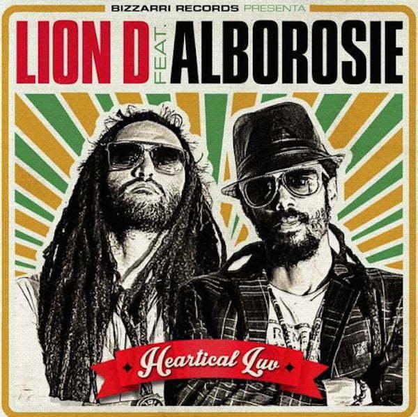 Lion D and Alborosie